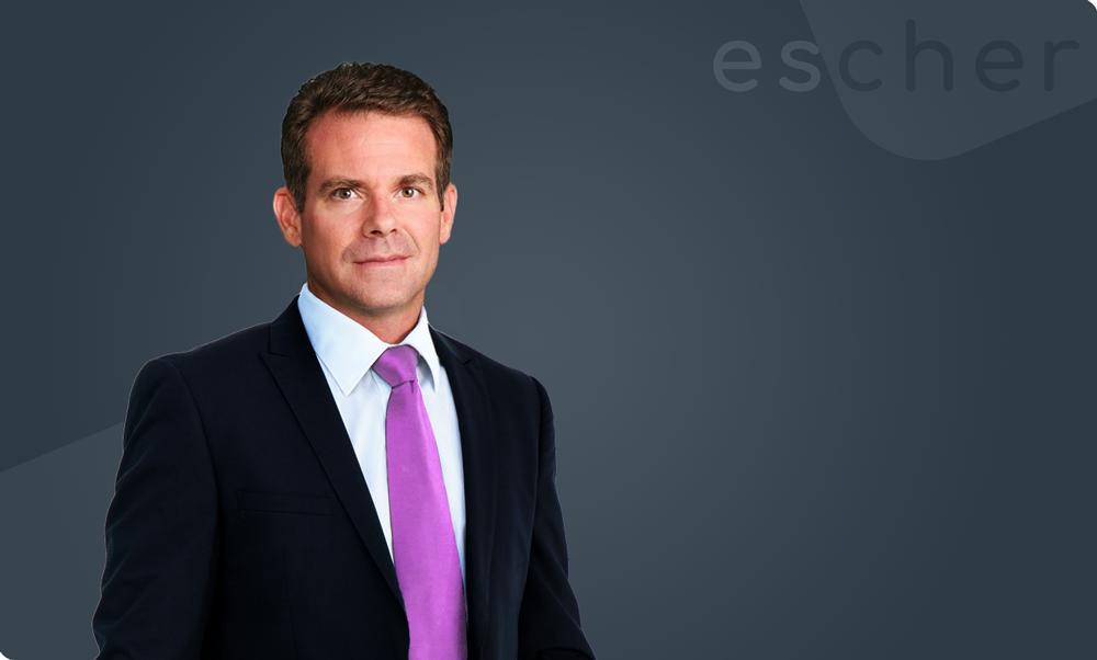 Brody Buhler, Escher CEO