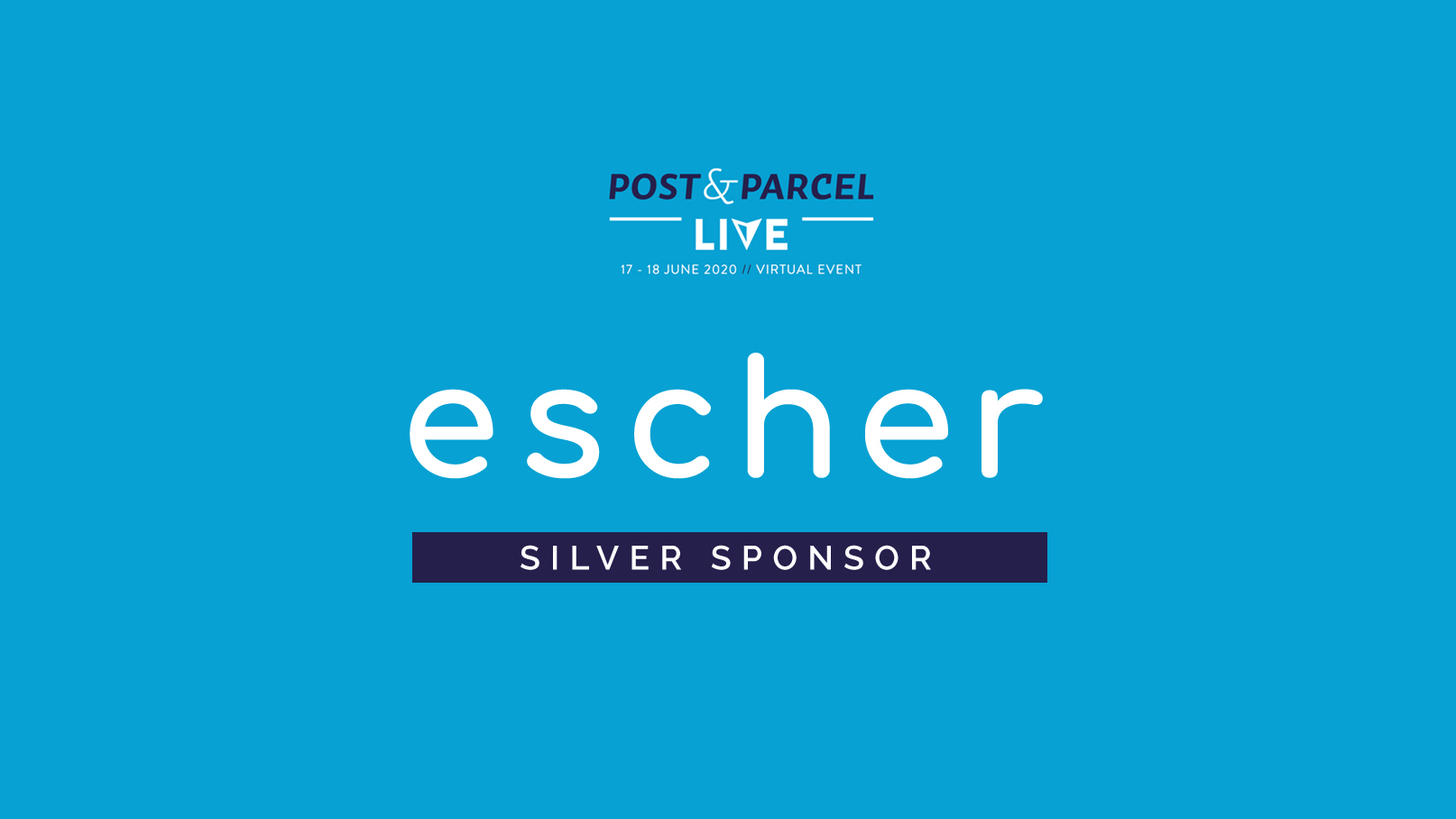 Post and Parcel Live 2020 Escher