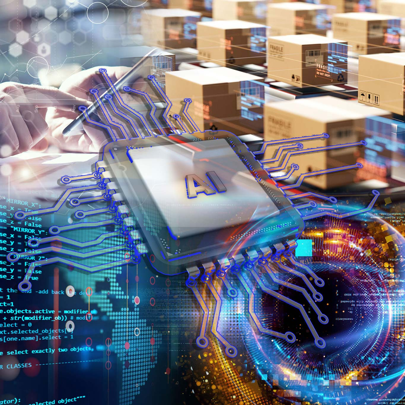Operationalizing intelligent data-driven systems