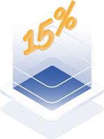 Escher 15% percent