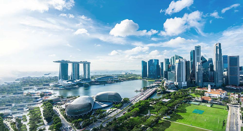 Escher Singapore